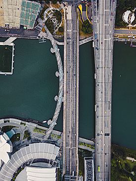 What is a CRE bridge loan?